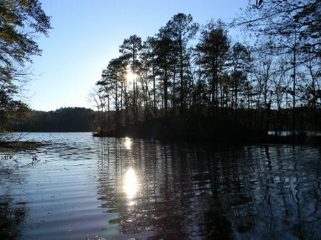 Hunting/ Recreation, Lake Frontage : Titus : Elmore County : Alabama