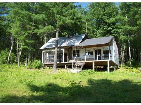 Chain Meadows : Burnham : Waldo County : Maine
