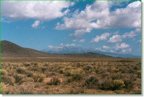 Colorado Ranch Land 80 Ac, Views : San Acacio : Alamosa County : Colorado