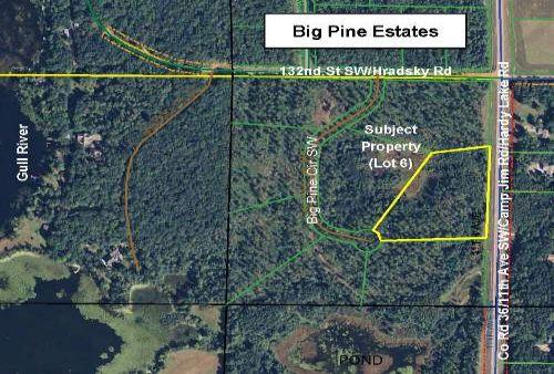 Cass, Sylvan, 1332921, L6 Big Pine : Pillager : Cass County : Minnesota