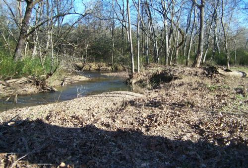 17.973 Level Acres With Stream : Sugar Valley : Gordon County : Georgia