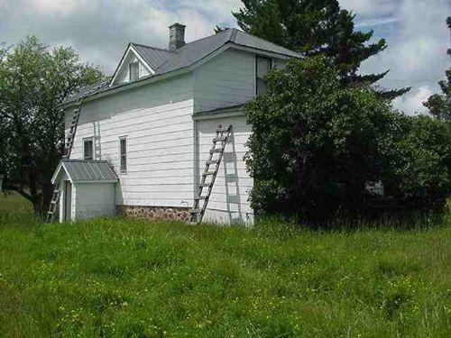 18640 Us45 Mls #1054233 : Bruce Crossing : Ontonagon County : Michigan