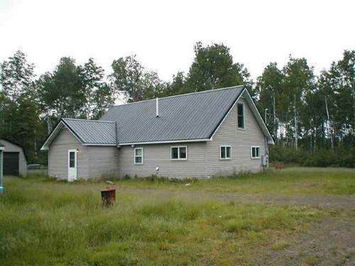 12437 Hall Road Mls #1056416 : Ewen : Ontonagon County : Michigan