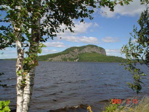 Land On Moosehead Lake : Rockwood : Somerset County : Maine