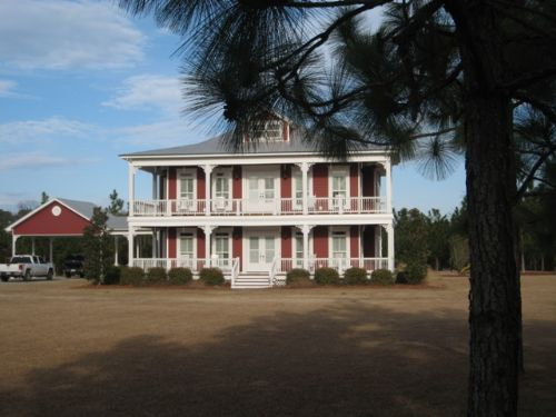 Southern Living Charm On 15+/- Acs : Statesboro : Bulloch County : Georgia