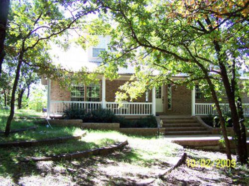 Oklahoma Ranch Retreat : Stroud : Lincoln County : Oklahoma