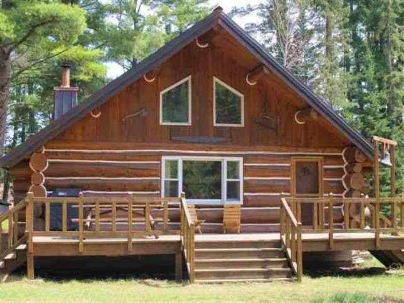 Nordic Lodge, Unnamed Woods 1080433 : Felch : Dickinson County : Michigan