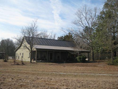 Ehrhardt Farm : Ehrhardt : Bamberg County : South Carolina