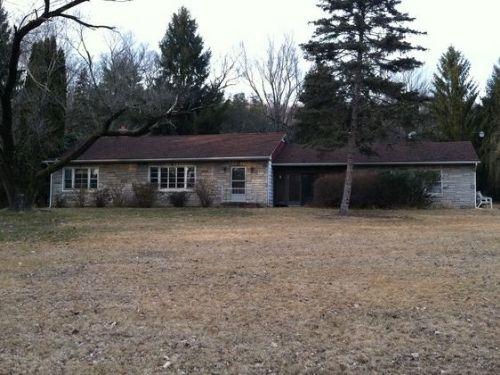 Ranch On 7+/- Acres : Orangeville : Columbia County : Pennsylvania