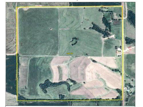 150 Acre Bottom Ground Farm : Chillicothe : Livingston County : Missouri