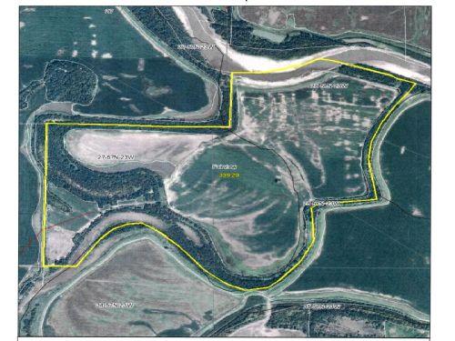 340 Acre Grand River Bottom Farm : Chillicothe : Livingston County : Missouri