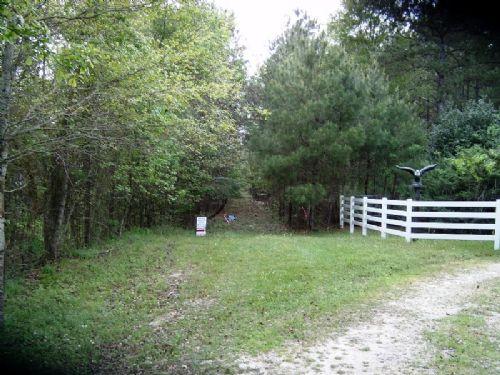 Lee Creek : Monticello : Jefferson County : Florida