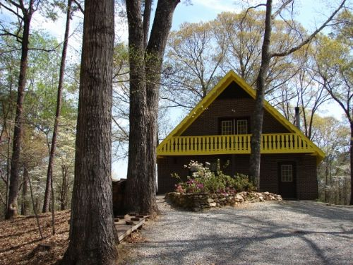 74.6 Acres With Chalet + Much More : Rockford : Coosa County : Alabama