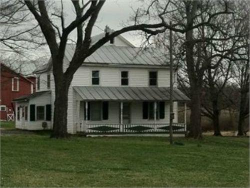 75+/- Acres Farm Auction : Bloomsburg : Columbia County : Pennsylvania