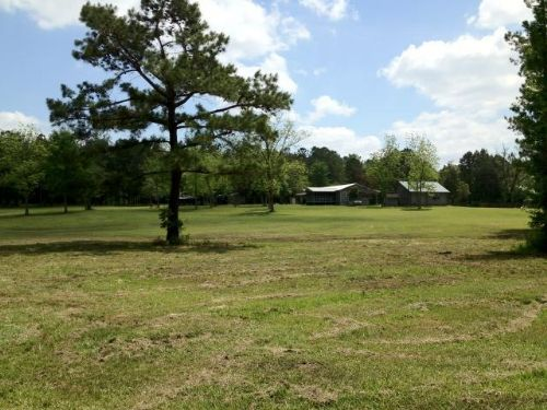 Home On 68 Acres : Lumberton : Lamar County : Mississippi