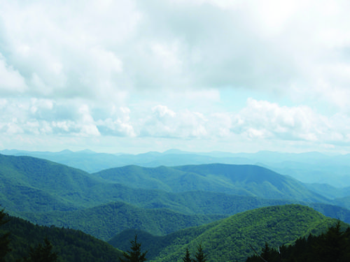 Nantahala Gorge Land Sale : Nantahala : Swain County : North Carolina