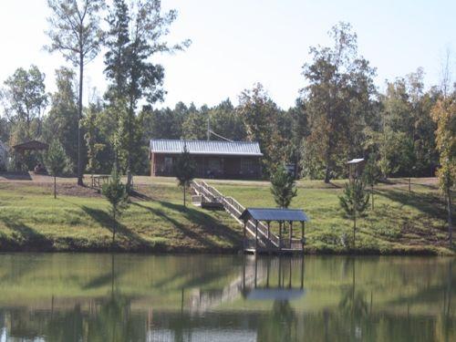 300 +/- Acres : Sandfield : Bullock County : Alabama