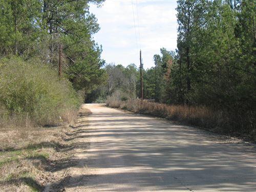 Mc Nair Tract Parcel -A : Macon : Bibb County : Georgia