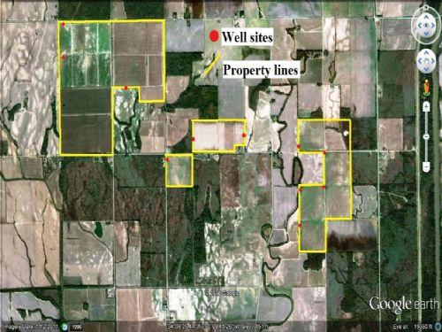 Punkin Creek Farm : Crowder : Quitman County : Mississippi