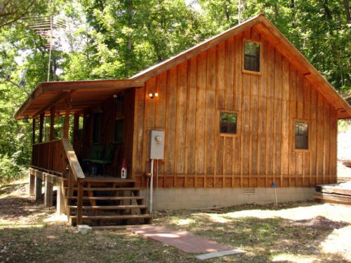 Rustic Furnished Cabin & 10 Acres : Mountain View : Stone County : Arkansas