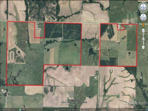 535 Acre Farm : Clinton : Henry County : Missouri
