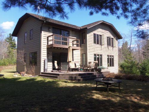 Desirable Location On Baker Lake : Minocqua : Oneida County : Wisconsin