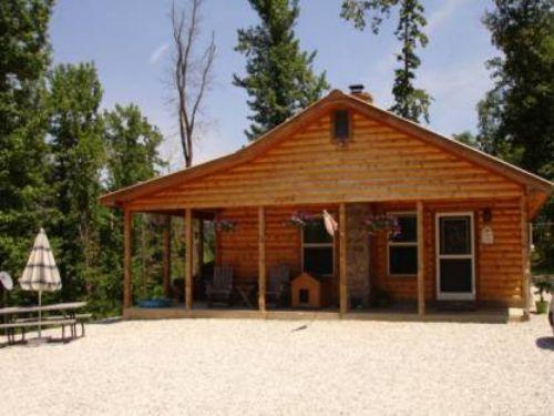 Cabin-acreage-pond-spring : Mountain View : Stone County : Arkansas