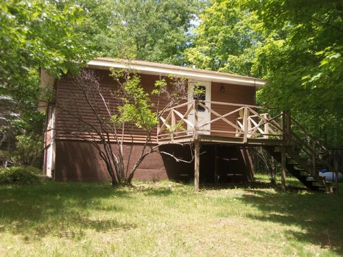 Private Secluded Home In St Germain : St Germain : Vilas County : Wisconsin