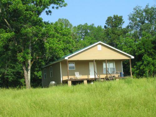 Buffalo Creek Tract : Lexington : Oglethorpe County : Georgia