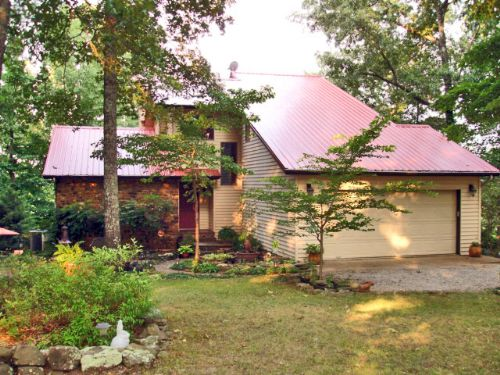 Country Home,12 Acres, Views : Mountain View : Stone County : Arkansas