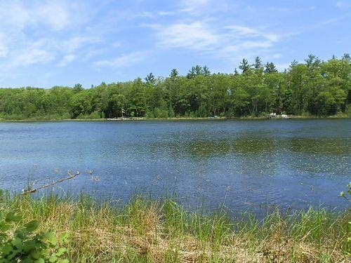 Broken Bow Lake Peninsula Lot : Lac Du Flambeau : Vilas County : Wisconsin