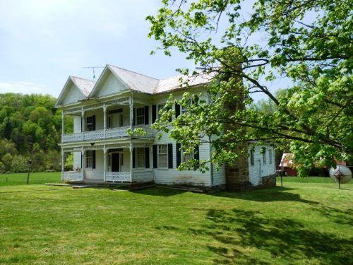 53 Acre Farm, Alderson, Wv 24910 : Farm for Sale : Alderson : Monroe