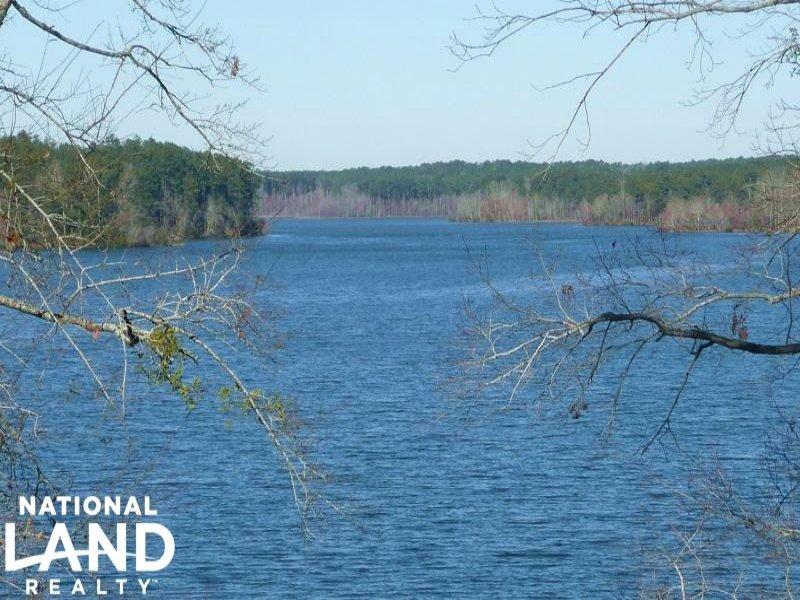 Beautiful Kemper Lake : De Kalb : Kemper County : Mississippi