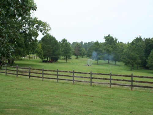 Home On 8 Acres : Lincolnton : Lincoln County : Georgia