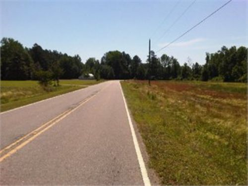 70 Acres, Half Agrible : Sumter : Sumter County : South Carolina