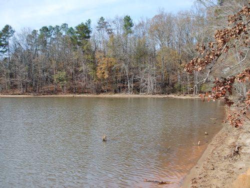 Lake Greenwood Tract : Waterloo : Laurens County : South Carolina