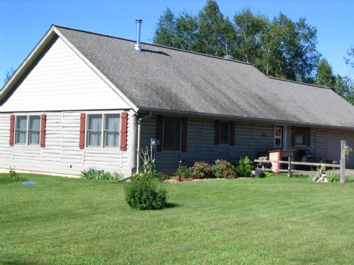 4br Home Near Pike Lake Chain : Fifield : Price County : Wisconsin