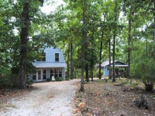 2 Homes-garage-25+/- Acres : Mountain View : Stone County : Arkansas