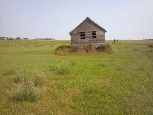 Pasture : Summit : Roberts County : South Dakota
