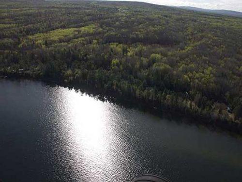 Mls#1068588 Parcel F Off Pequaming : L'anse : Baraga County : Michigan