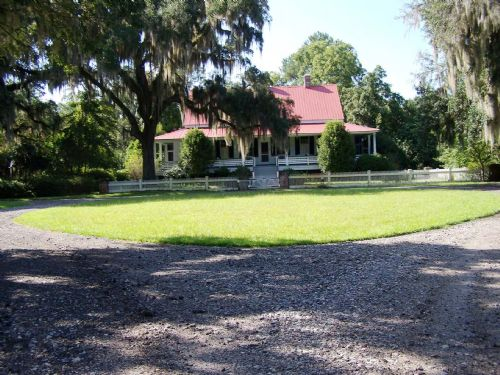 The Pineland Plantation : Garnett : Hampton County : South Carolina