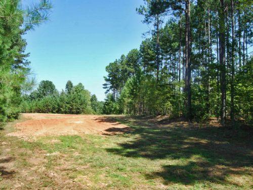 136.38 Acre Recreational Tract : Santuc : Union County : South Carolina