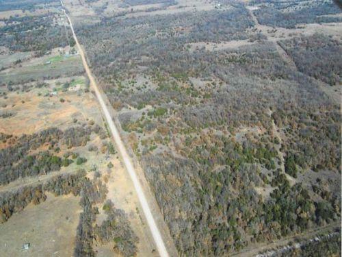Jumper Creek 160 : Wanette : Pottawatomie County : Oklahoma