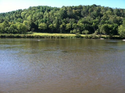 29 Acres W/800ft On The New River : Galax : Grayson County : Virginia