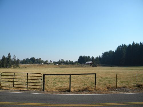 42 Acre Horse And Cattle Ranch : Winlock : Lewis County : Washington
