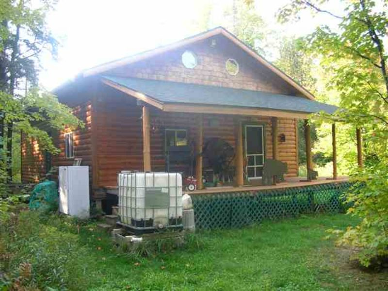 Tbd Off Forest Hwy 360 Mls #1068898 : White Pine : Ontonagon County : Michigan