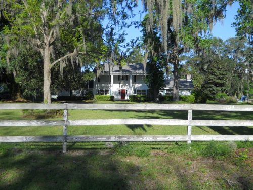 Beautiful Country Setting : Wellborn : Suwannee County : Florida