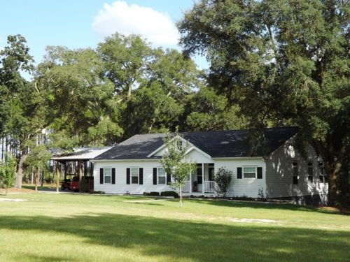 Reedy Creek Tract 121+/- Acres : Lyons : Emanuel County : Georgia