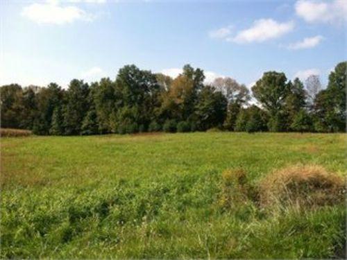 73+/- Acres Land Auction : Berwick : Columbia County : Pennsylvania