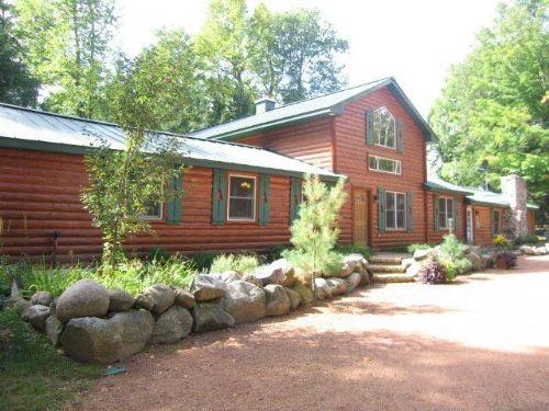 Birch Trail Resort : Minocqua : Oneida County : Wisconsin